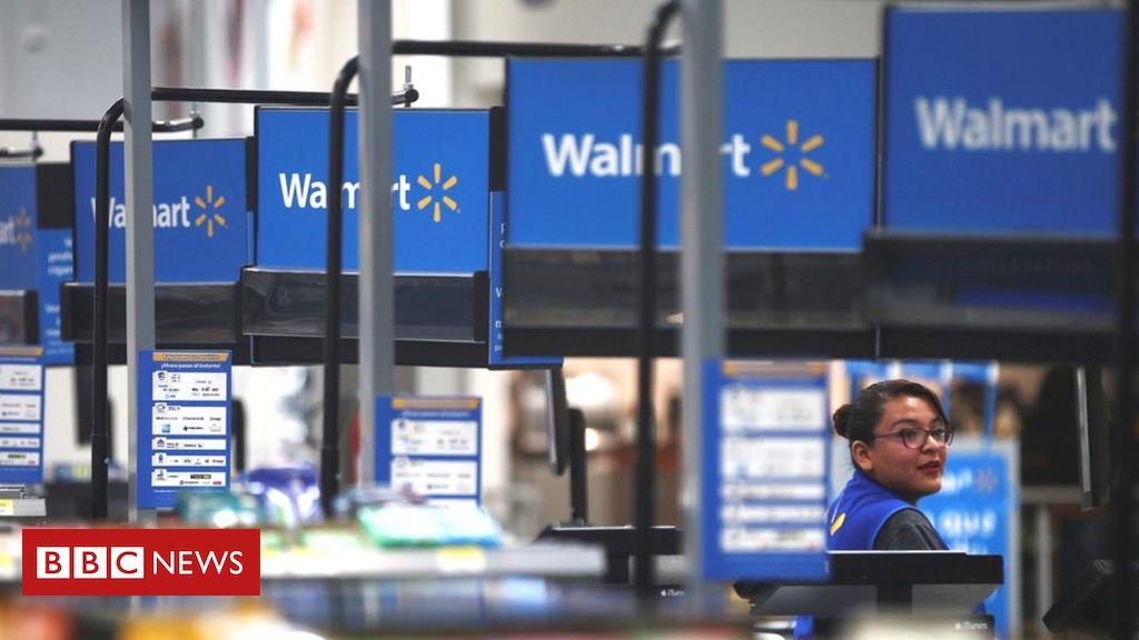 US Supermarket Giant Walmart Uses AI Cameras to Detect Thieves