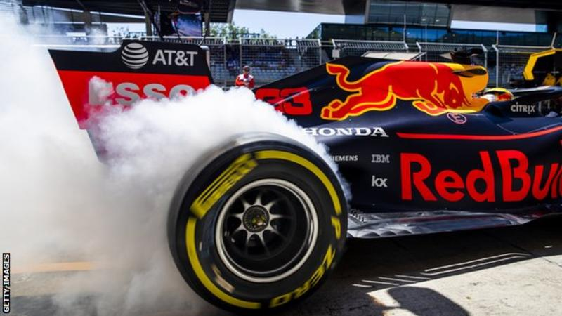 Mercedes' Lewis Hamilton Headed Ferrari Driver Sebastian Vettel in First Practice at the Austrian Grand Prix
