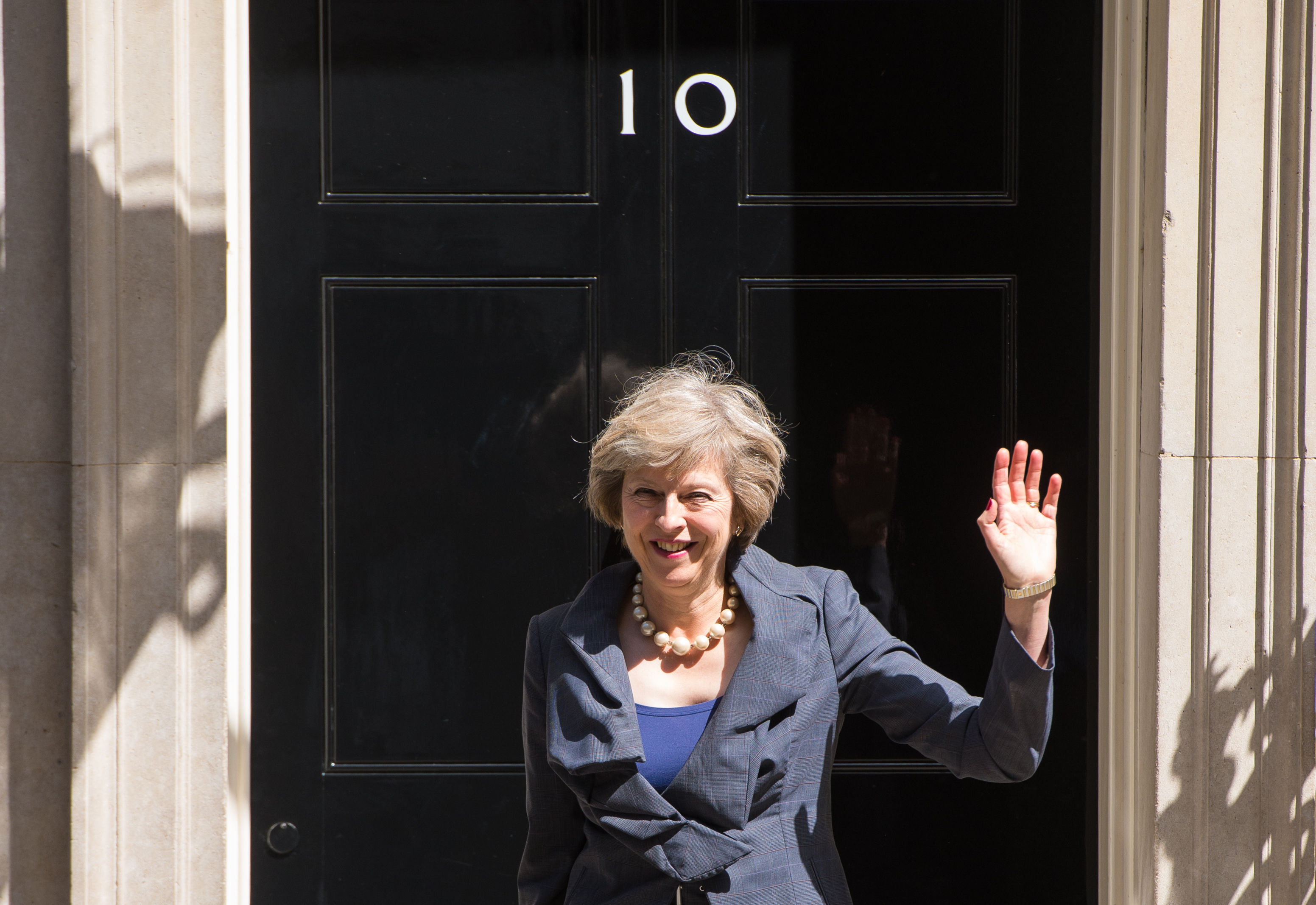 PM Theresa May Steps Down as the Leader of the Conservative Party