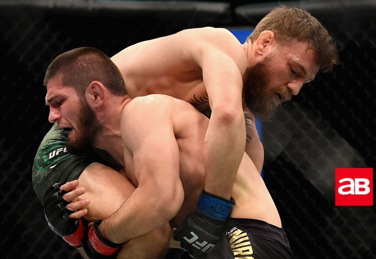 """Conor McGregor Could """"probably"""" Show up at Khabib's Upcoming UFC Title Fight in Abu Dhabi"""