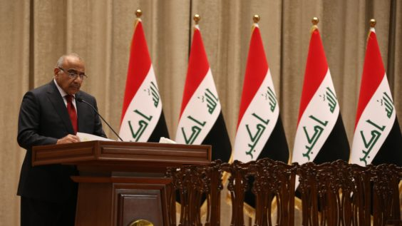 Iraq Parliament Appoints New Defense, Interior, Justice Ministers