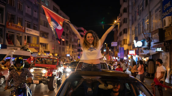 Turkey's Erdogan Suffers Embarrassing Second Loss in Istanbul
