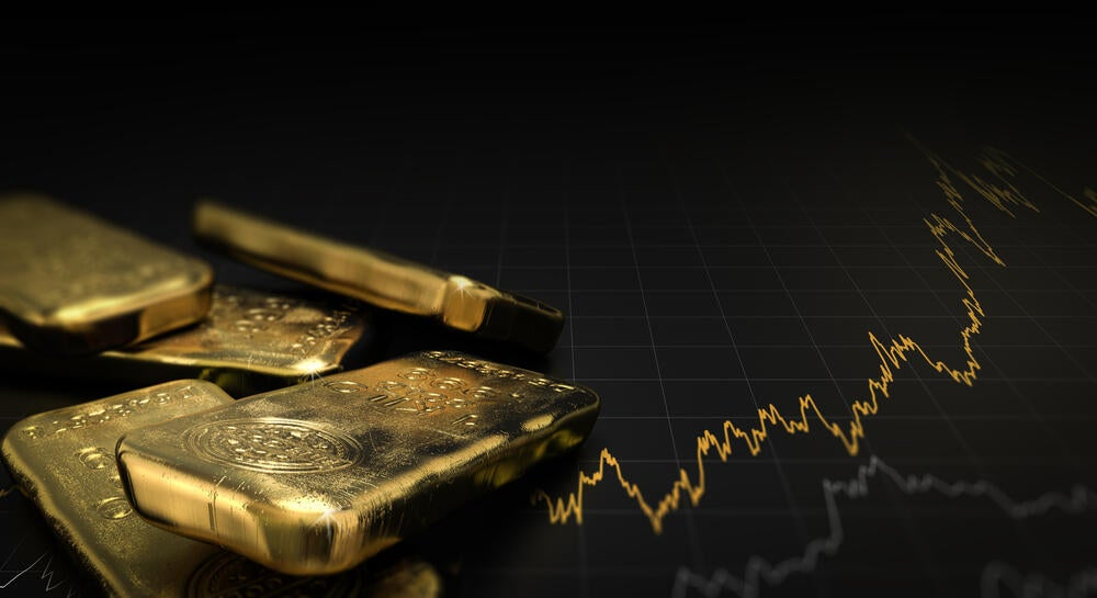 Gold Prices Hit 6-Year High, Exceeding $1400