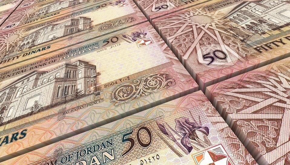Jordan's Budget Deficit Drops to JD303.7 Million