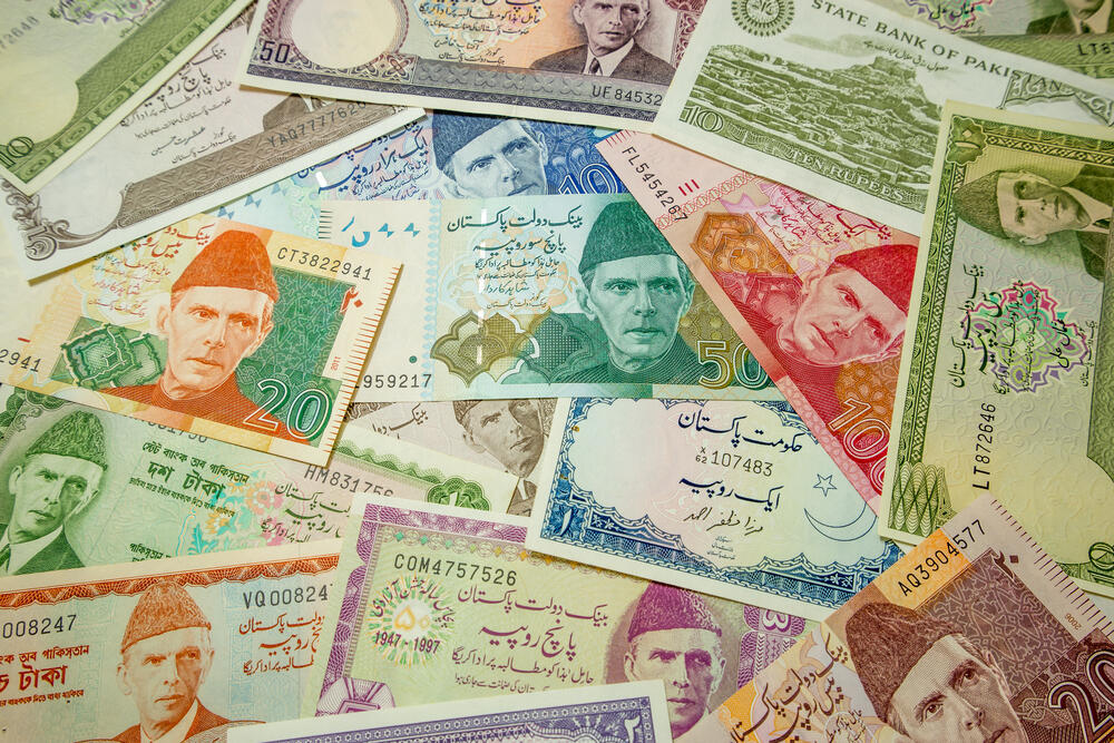 Pakistani Currency Hits Another All-Time Low Against US Dollar