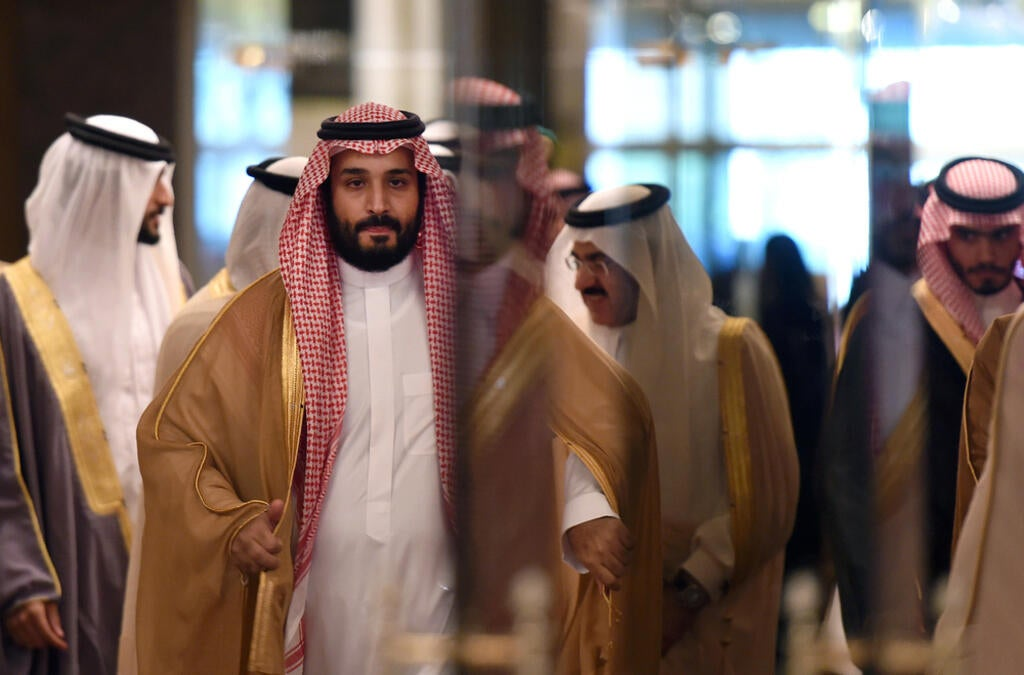 Saudi Crown Prince Mohammed Bin Salman Blames Iran for Recent Attacks on Oil Tankers