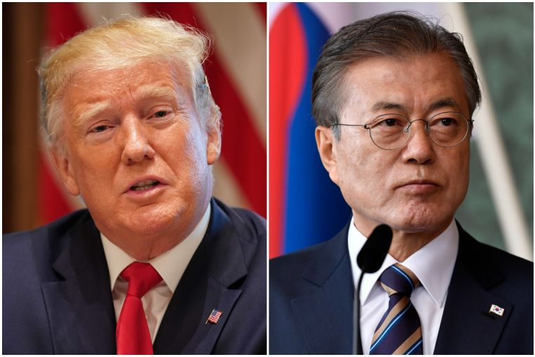 US President Trump To Visit South Korea To Discuss Ways To Revive Nuclear Talks with North Korea
