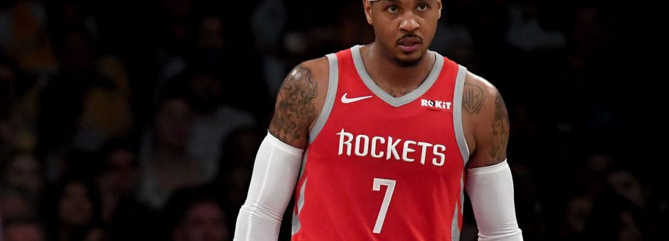 Carmelo Anthony to Lakers?