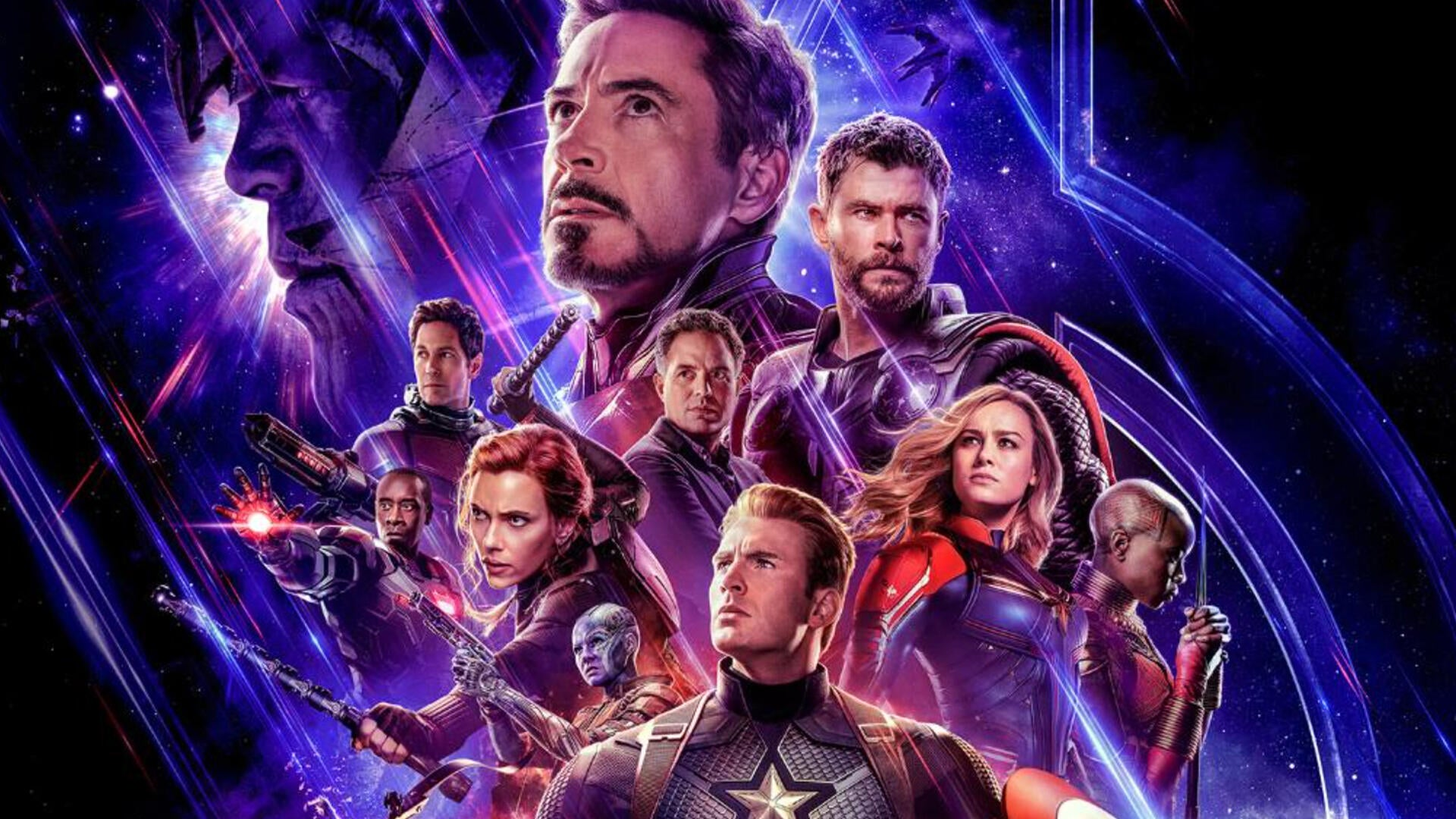 Avengers: Endgame Win Best Movie at The 2019 MTV Movie & TV Awards
