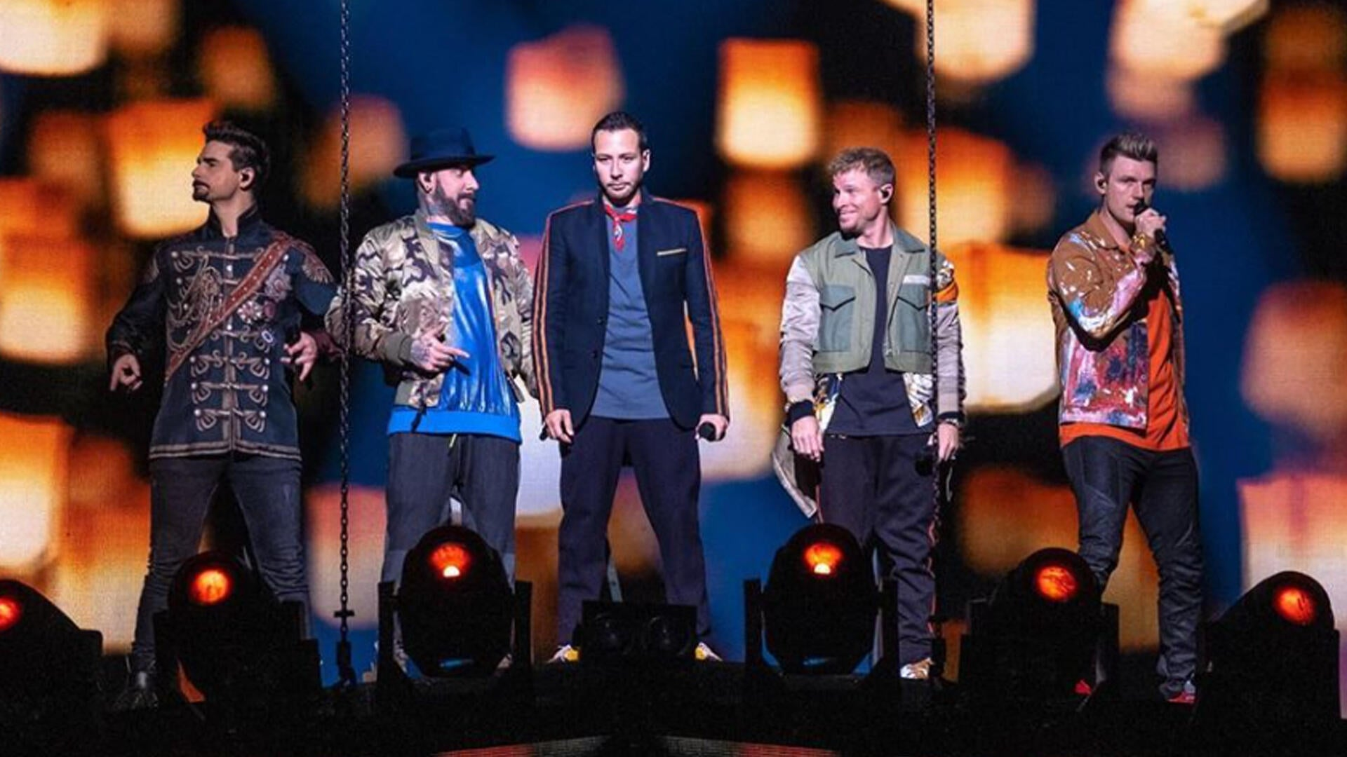 Backstreet Boys Will Come to Saudi Arabia for a Performance at Jeddah Seasons on the June 27