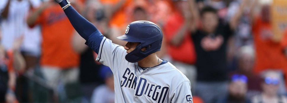Manny Machado Homers in Return to Baltimore