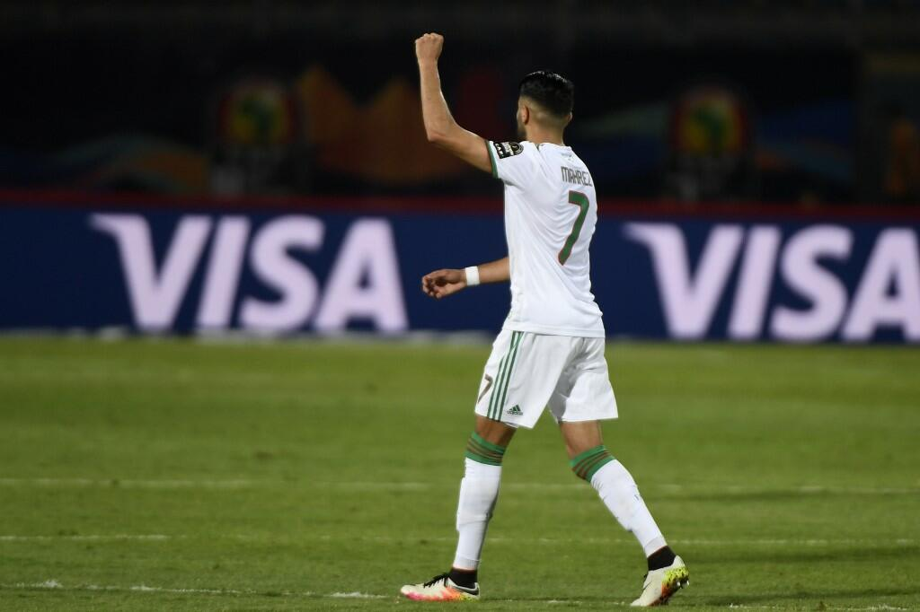 Riyad Mahrez Scored as Algeria Secured a Routine 2-0 Africa Cup of Nations Win Against Kenya