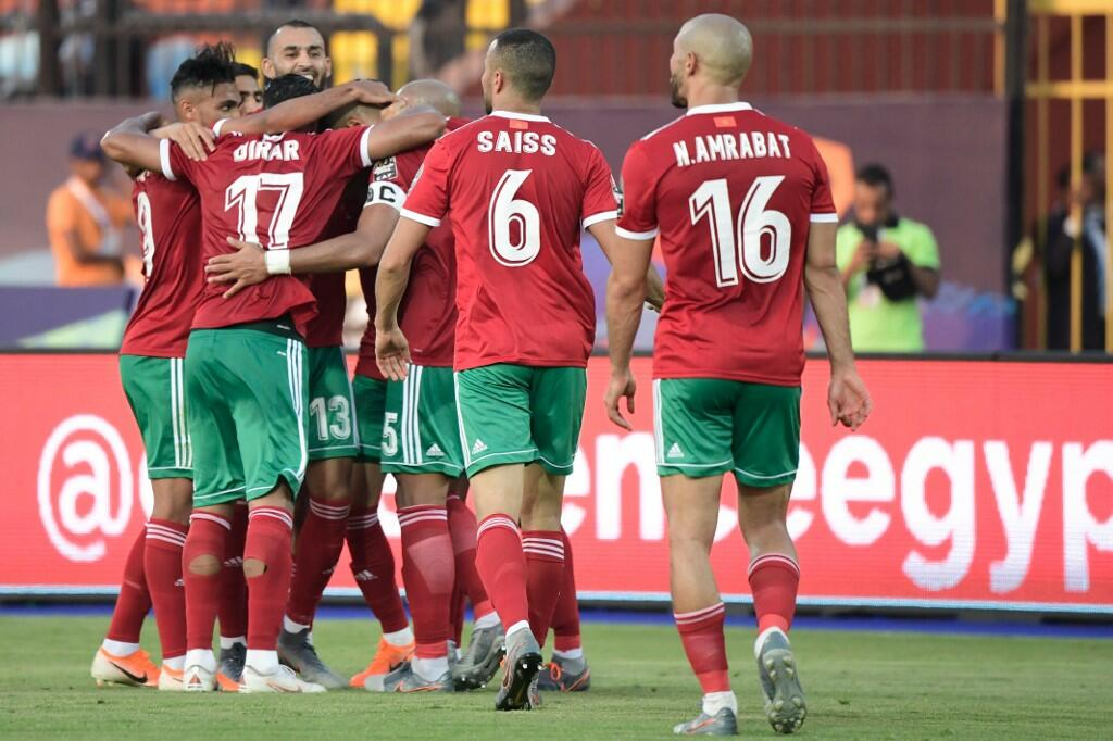 Morocco Snatched a Late 1-0 Africa Cup of Nations Win Over Namibia