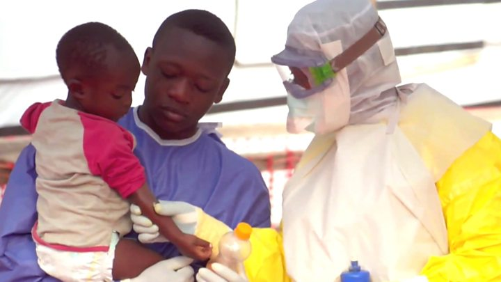 """Large Outbreaks of Deadly Diseases Like Ebola are a """"New Normal"""", the World Health Organization Warns"""