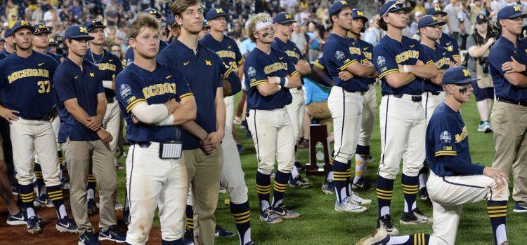 Michigan's World Series Dream Ends