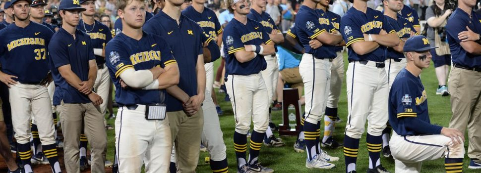 Michigan's World Series Dream Ends