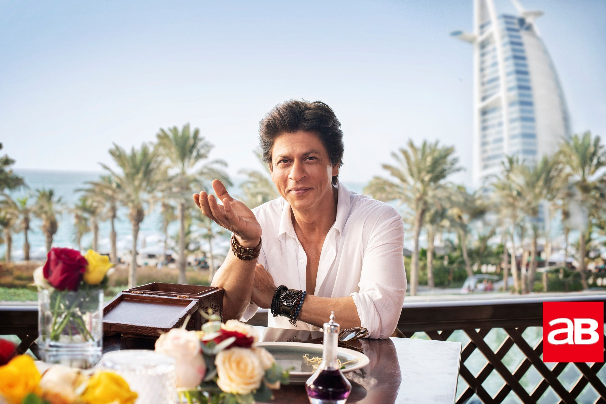 Shah Rukh Khan to Receive a Dubai Star on the Dubai Walk of Fame Project