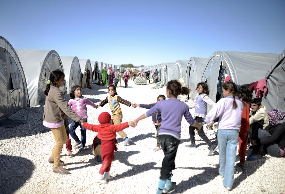 Lebanese President Michel Aoun Insists on the Return of Syrian Refugees in Lebanon to their Country