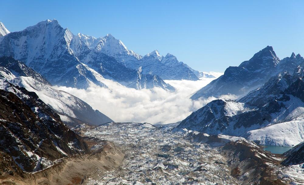 Himalayan Glaciers are Melting Twice as Fast Now as They Were Before the Turn of the Century