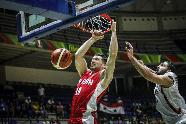Iran National Basketball Team to Hold Training Camp in Portugal in Preparation for FIBA