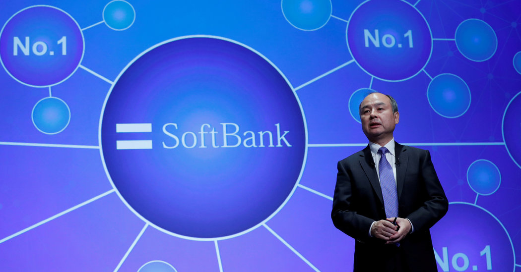 SoftBank Unveils New Tech Fund to Expand Its Sprawling Portfolio