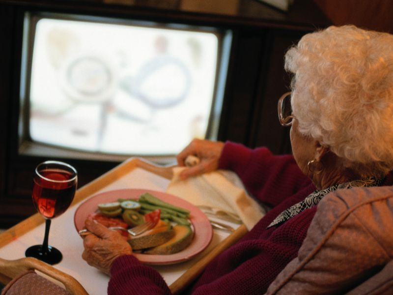 News Picture: Meals on Wheels Delivers an Extra Health Bonus for Seniors