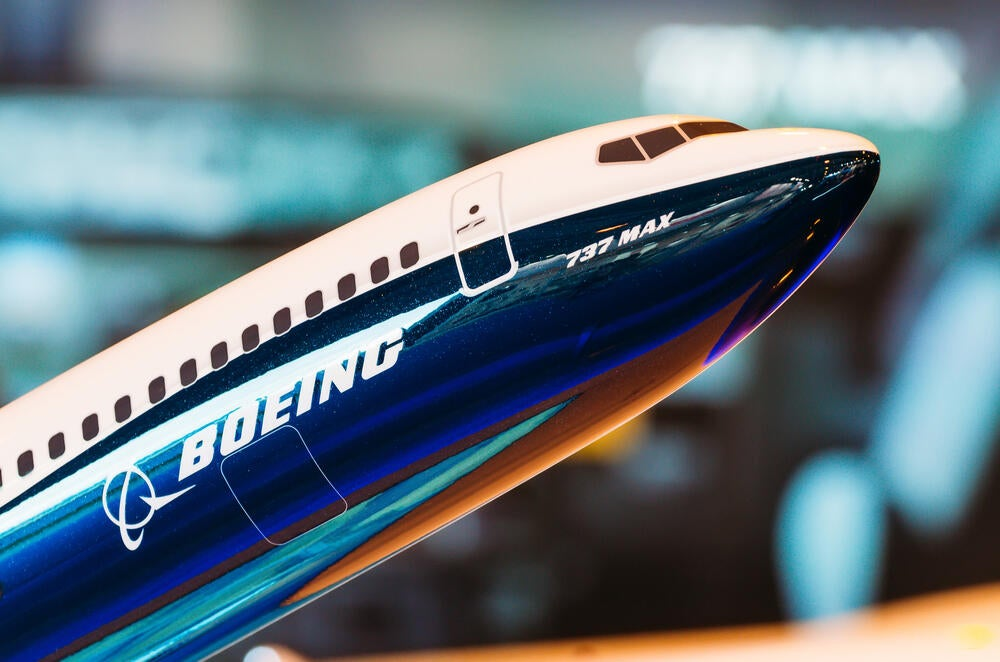 Aviation Giant Boeing Posted its Largest Quarterly Loss in History