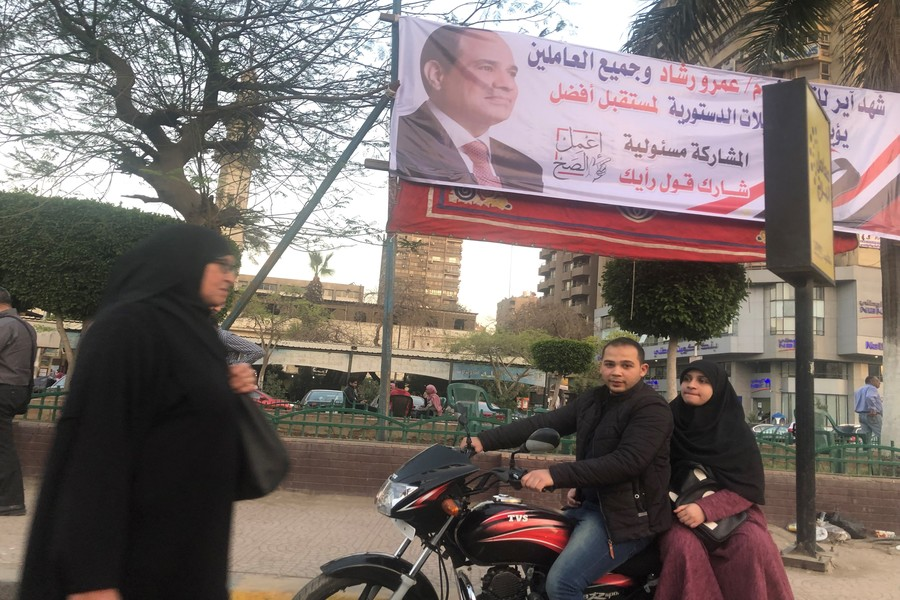 One in Three Egyptians Live Below Poverty Line