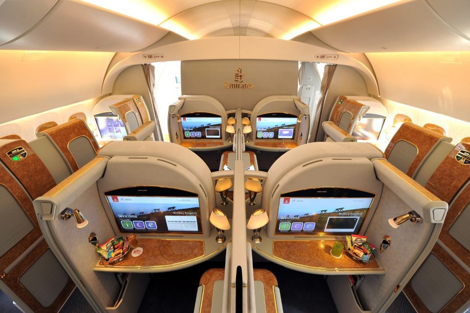 Emirates airline announces summer sale on business and first class flights