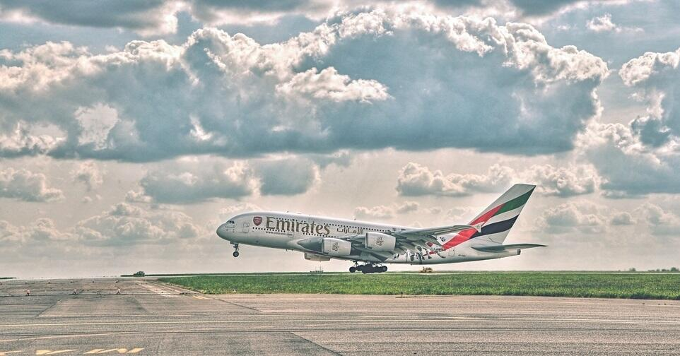 UAE-based Emirates Airline Launches the World's Shortest A380 Flight Between Dubai and Muscat