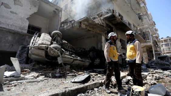 Humanitarian Tragedy in Idlib as Global Players Continue to Fight it Out