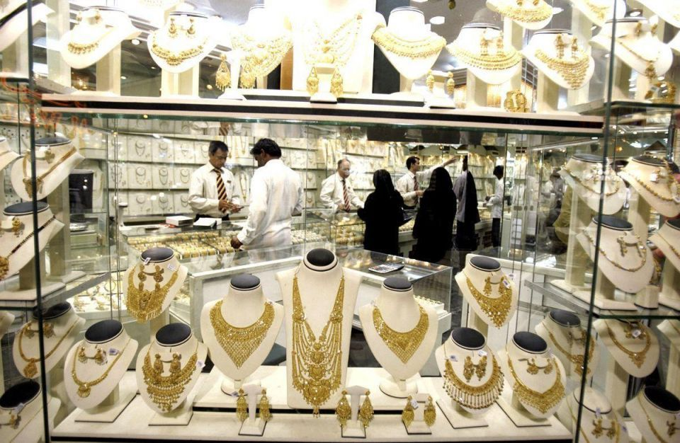 Price of gold continues to rise in Dubai