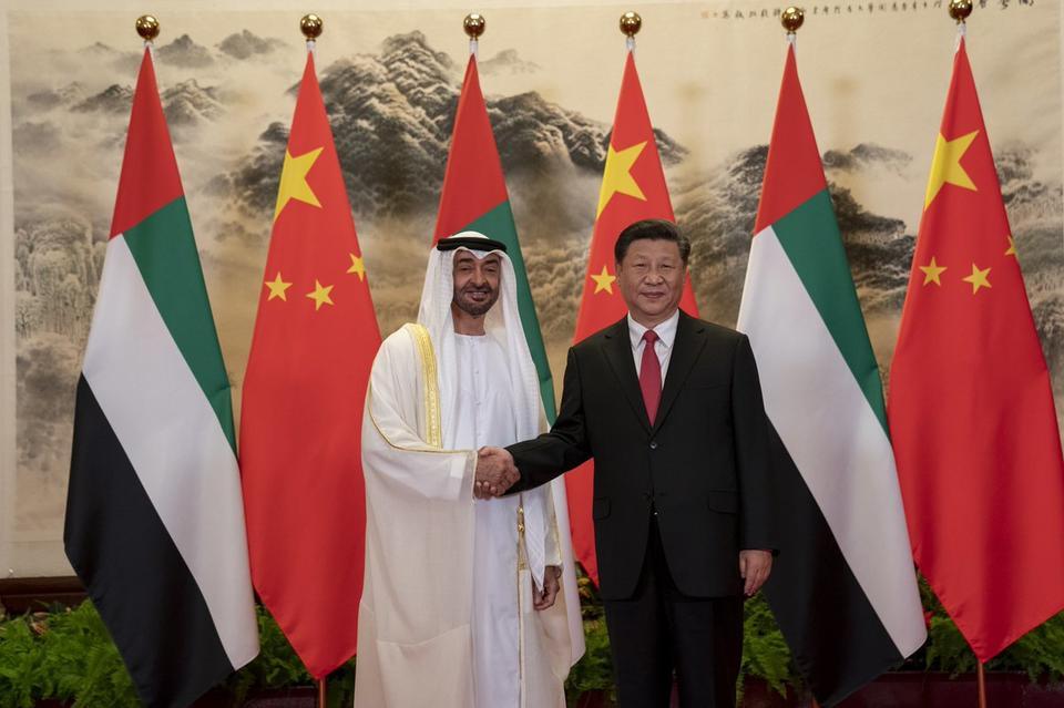 Dubai-China Bilateral Trade Hits AED36 billion ($9.8 billion) in First Quarter