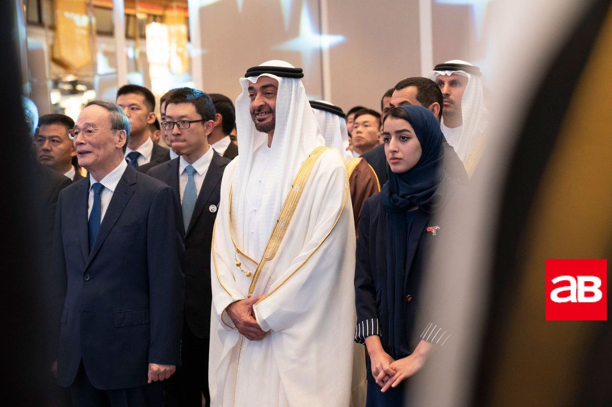 Abu Dhabi Crown Prince Sheikh Mohamed Ends Historic China Trip with Greater Economic, Tech Cooperation