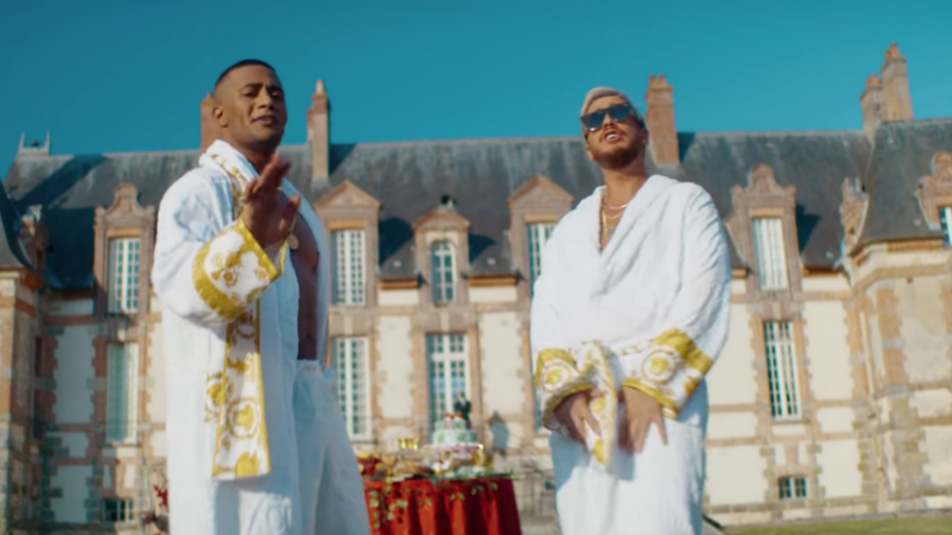 Mohamed Ramadan and Saad Lamjarred From Rags to Riches in New Music Video 'Ensay'