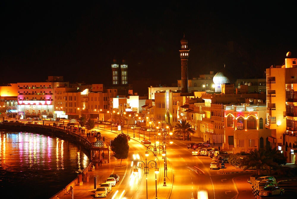 Oman Tourist Numbers Rise by 48 Percent in 2019