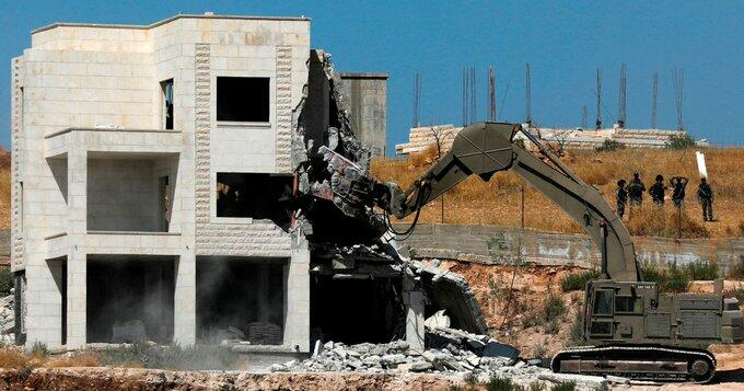 EU Countries Strongly Condemns Israel for Demolishing Palestinian Homes