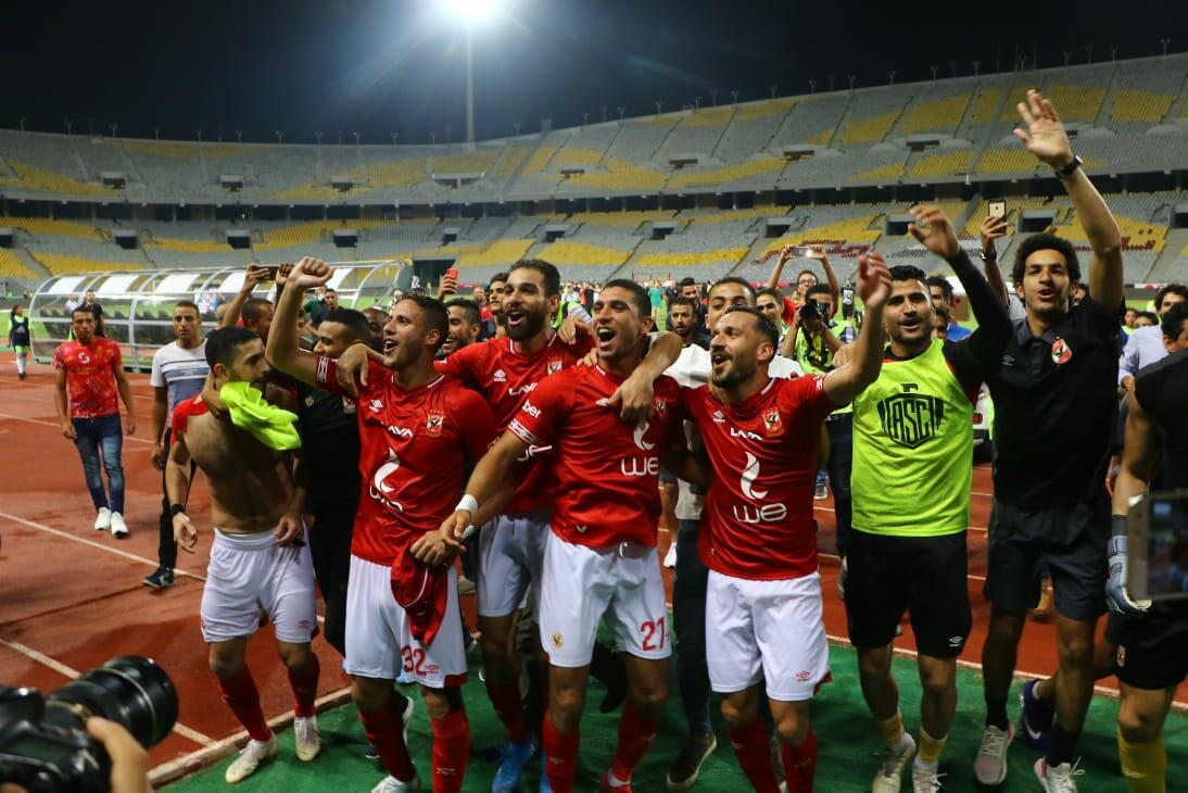 Ahly Won the Egyptian Premier League for the Fourth Successive Season
