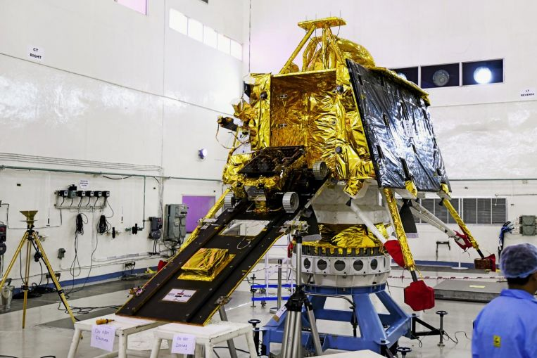 India Steps Up the International Space Race, Launches a Low-Cost Moon Mission
