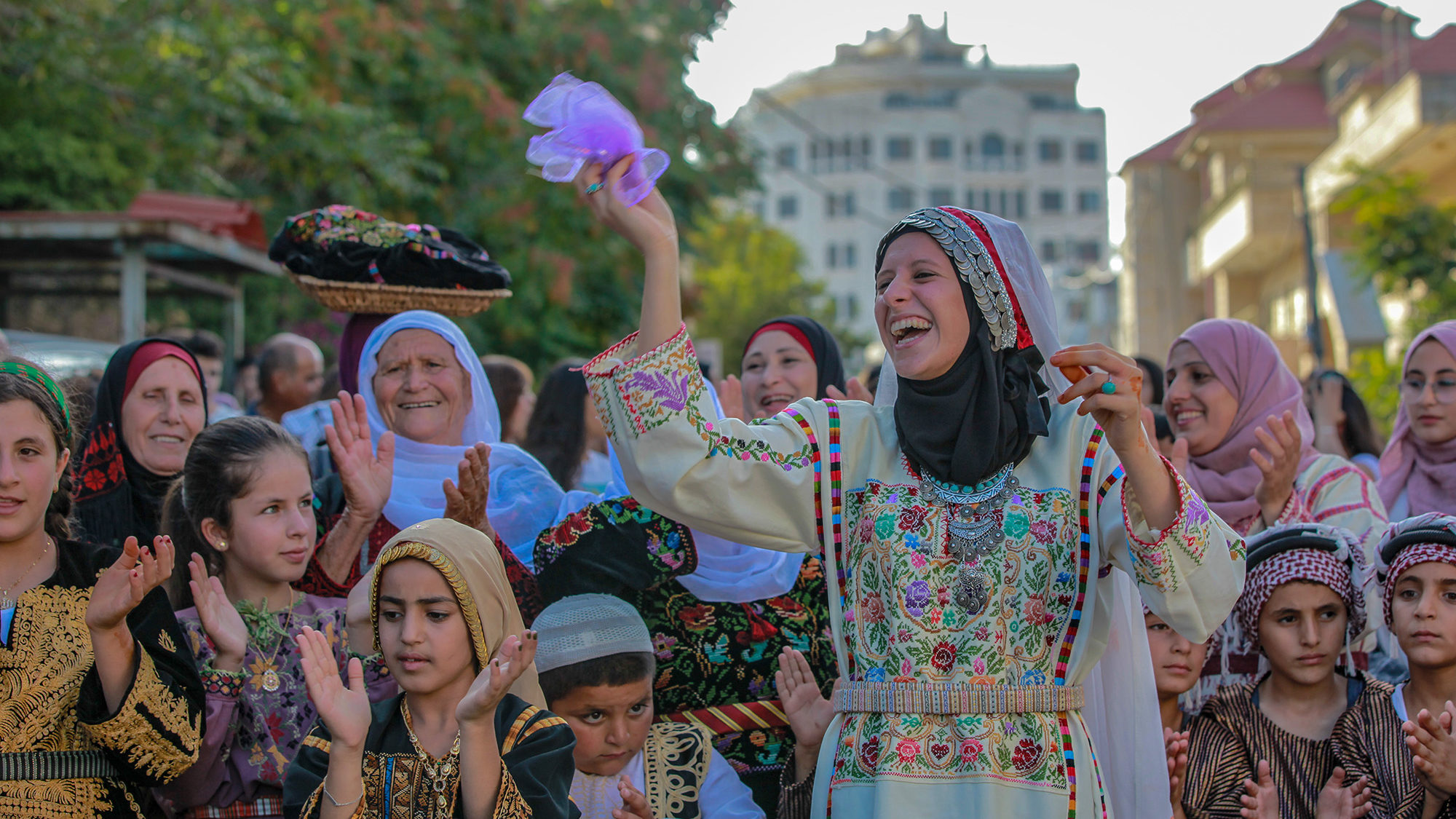 Heritage Week Transforms Palestinian City of Birzeit
