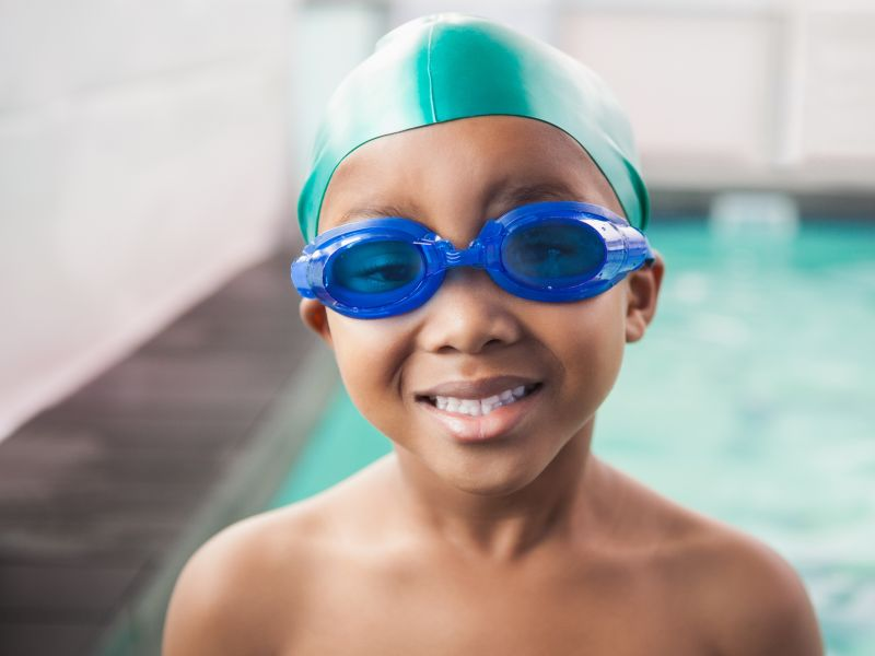 Swimming Lessons Can Lower the Risk of Drowning