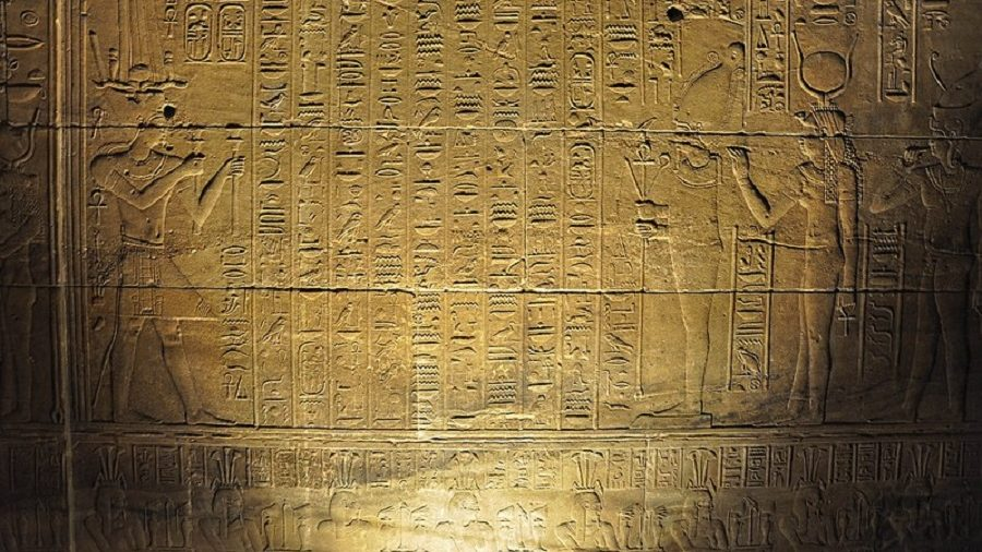 Egypt Unveils Program to Teach Children Hieroglyphics