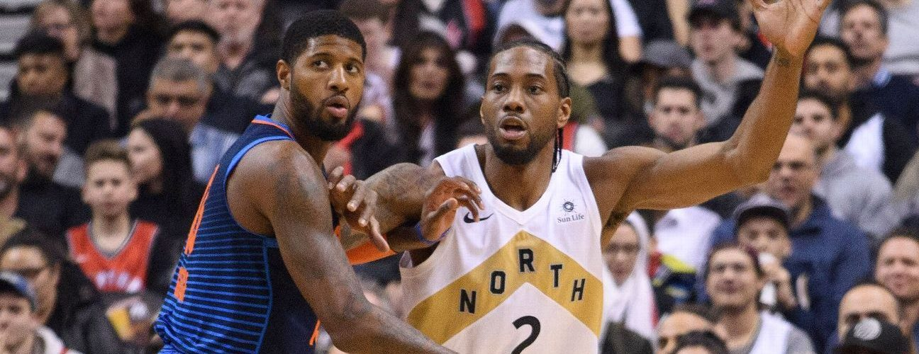 NBA Kawhi Leonard and Paul George Going to LA Clippers