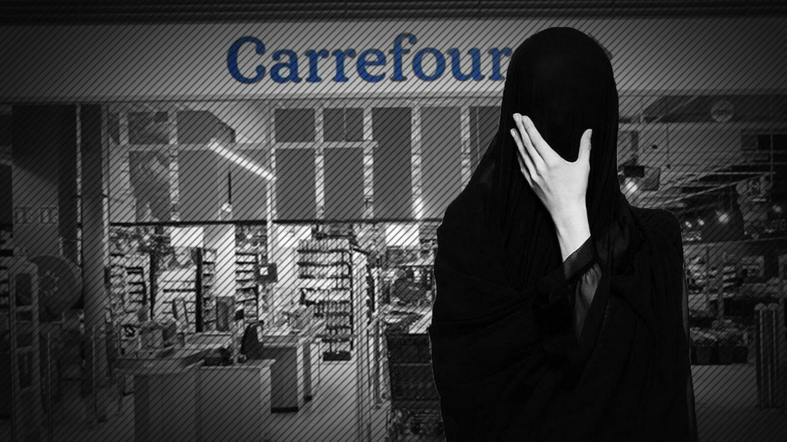 Arabs Calling to Boycott French Multinational Retailer Carrefour