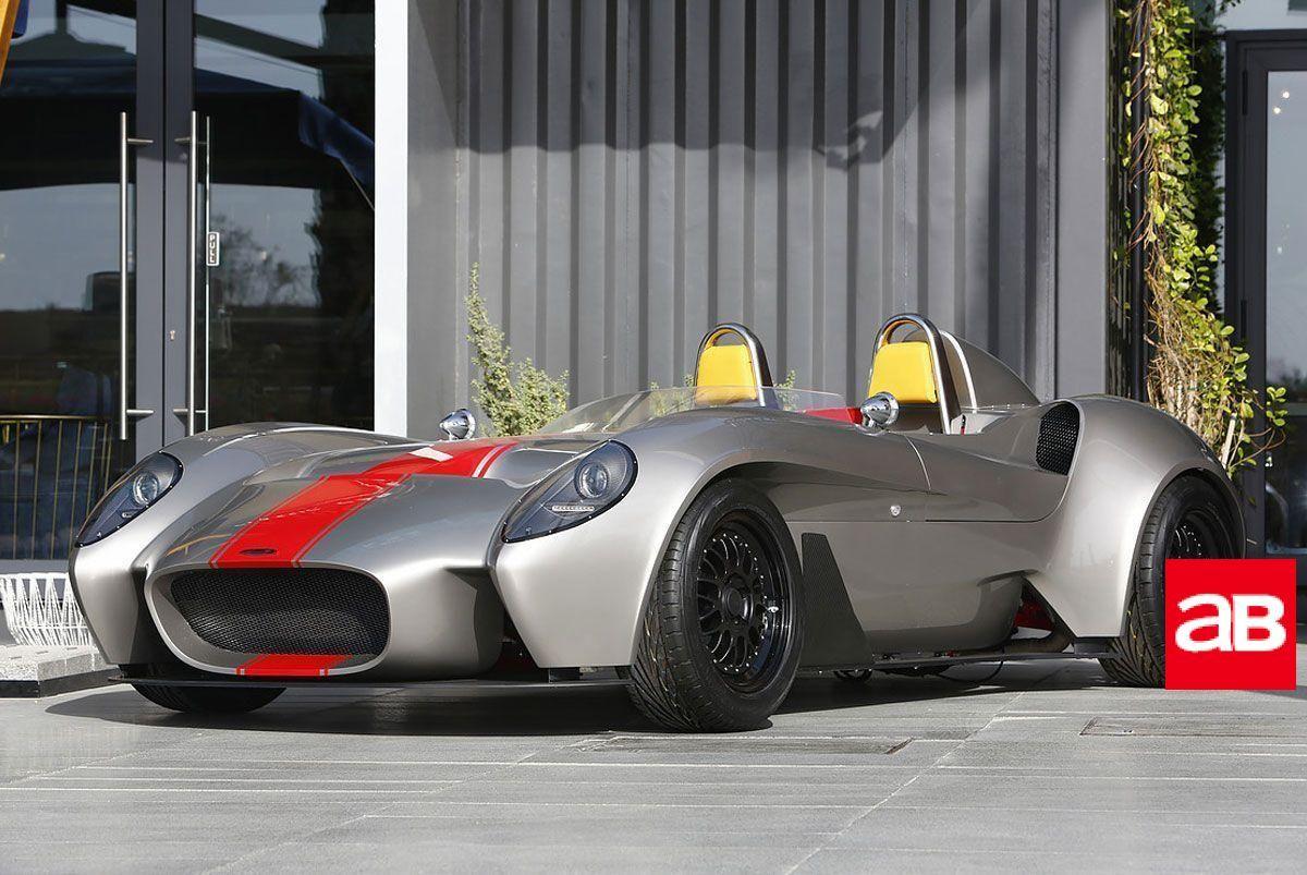 Dubai-based Car Manufacturer Jannarelly Reveals New Design-1 Roadster, Set to Make its UK Debut