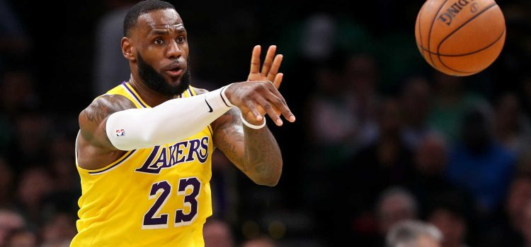 Coach Frank Vogel Reacts to the News About LeBron James as Lakers Point Guard