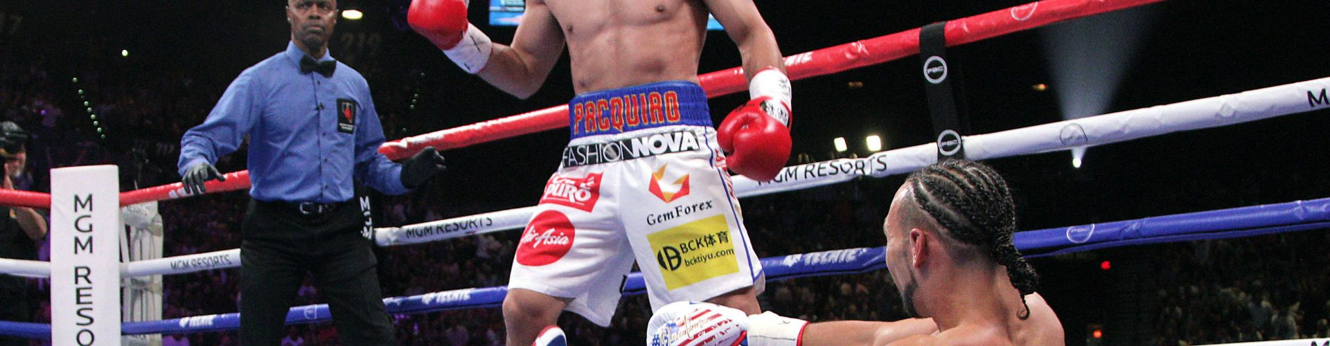 After Manny Pacquiao Defeated Keith Thurman, Who's Next?