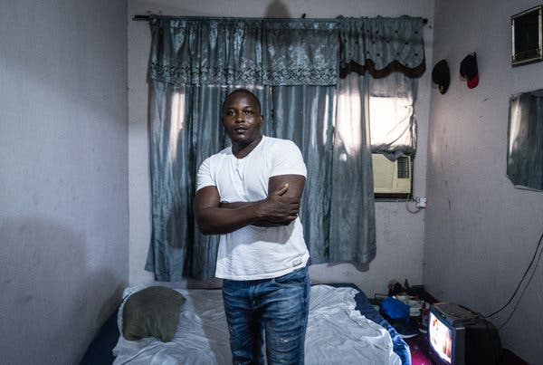 Akinola Bolaji, 35, in Lagos, Nigeria, said he has posed on Facebook as an American fisherman named Robert.