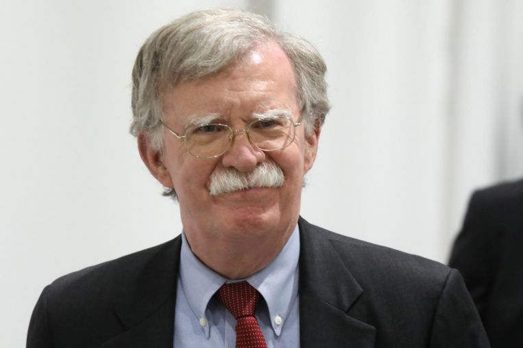 US National Security Adviser John Bolton Met with South Korean Officials to Discuss Major Bilateral Issues
