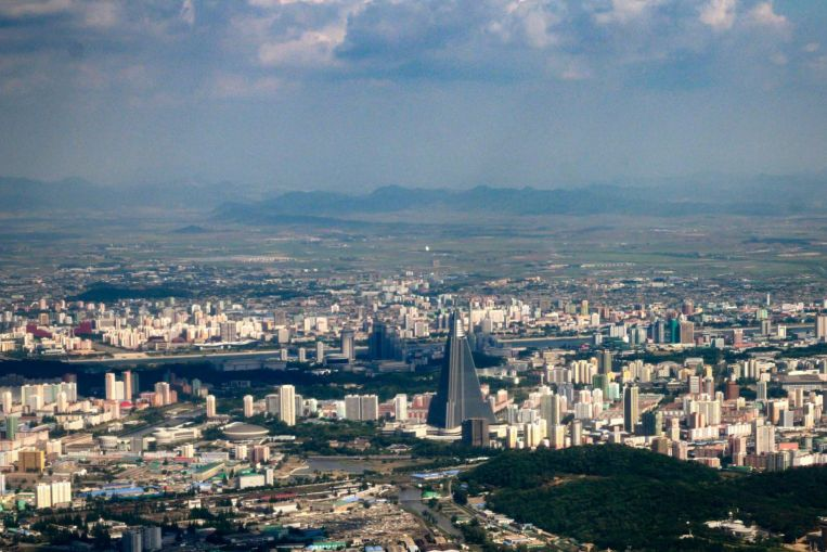 North Korea's Economy Declines, Hit by International Sanctions to Stop its Nuclear Programme and by Severe Drought
